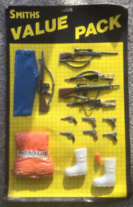 Smiths Value Weapon Pack (Action Man)