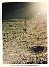 A Neat NASA Picture 1970 Apollo 14 LM ANTARES, taken on their Second EVA Mission