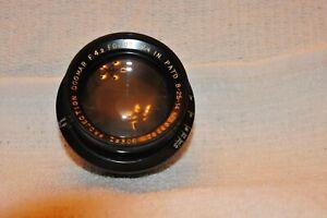 large format 4x5 lens