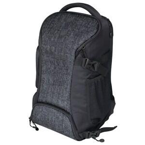 "Braun Photo Technik ""ALPE DAYPACK DENIM"" Camera Backpack in Grey Denim (UK) BNIP"