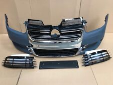 VW Golf R32 GTI Front Bumper Complete MK5 With Inserts Grill 2004-2009 TDI GTI