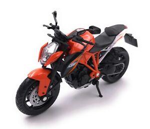 Modellmotorrad KTM Super Duke R Motorrad Bike Modell Maßstab 1:18