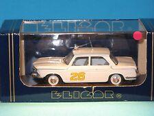RARE BMW 2000 RALLYE 1967 #26 ELIGOR 1/43