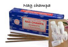 NAG CHAMPA 50 ml Fragrance Oil - Candle/Soap Making. Massage oils.  $9 BULK POST