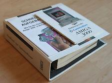 Einführung in den Commodore Amiga 3000 + Poster + Handbuch #002
