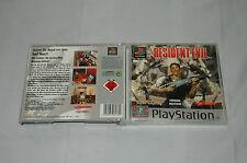 Resident Evil (Sony PlayStation 1, 1996) Wie Neu Top USK 18