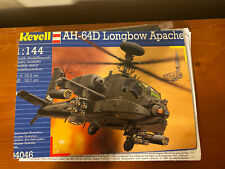 Revell AH-64D Longbow Apache 1:144 Scale