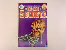 House of Secrets #123 DC Comics 1974 FN/VF