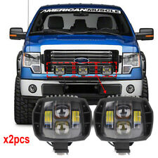 New Led Driving Lights 12V 24V 4x4 off road lights For Jeep Truck SUV Car x 2pcs