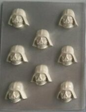 DARK LORD TRUFFLE BITES CHOCOLATE CANDY MOLDS PARTY FAVOR FAVORS STAR WARS