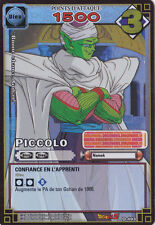 Piccolo Holo. D-493 . Dragonball DBZ Carte Française