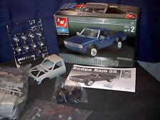 Model Kit Dodge Ram 50