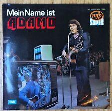 ADAMO Mein Name ist Adamo LP/GER
