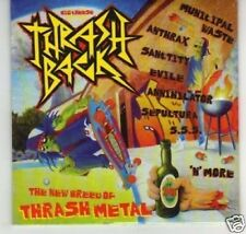 (K694) Big Cheese, Trash Back 11 tracks - DJ CD