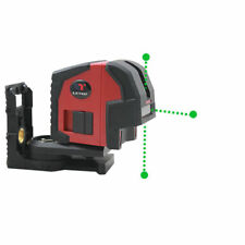 NEW  LETER   L3PG Self-Leveling 3-Point Dot Level  Green Laser vertical