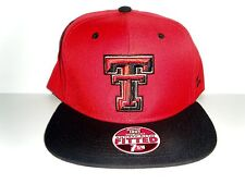 Texas Tech Red Raiders Fitted Size 7 1/4  Hat Authentic Cap