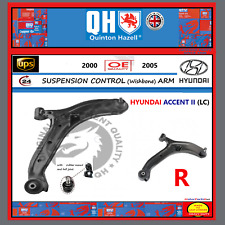 HYUNDAI ACCENT II (LC) Front Right Lower Control Wishbone SUSPENSION ARM 2000-05