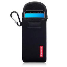 Étuis, housses et coques noirs Pour Samsung Galaxy A8 en néoprène pour téléphone mobile et assistant personnel (PDA)