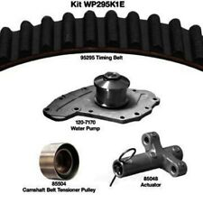 Engine Timing Belt Kit with Water Pump-Water Pump Kit w/o Seals Dayco WP295K1E