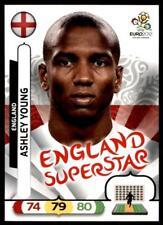 Panini Euro 2012 Adrenalyn XL - England Ashley Young (UK Edition / Base card)