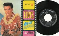 "Elvis Presley EP deutsche RCA Victor EPA-2426 ""Blue Hawaii"" V3"