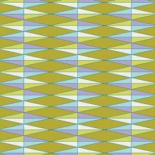 Art Gallery • Dreamin vintage • Triangularily oliv • Baumwoll Stoff • 0,5m