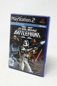 Star Wars Battlefront II - PS2 Playstation 2 PAL UK Version - New See Desc
