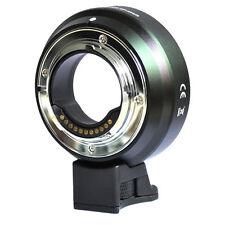 AutoFocus Electronic Aperture Mount Adapter EF-M4/3 EOS EF/EF-S Lens M4/3 Camer