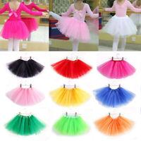 Children/Baby/Kids Girls Tutu Skirt Princess Dressup Party Costume Mini Dress