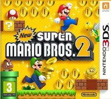 NEW SUPER MARIO BROS 2 JEU 3DS NEUF
