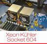 Cooler Dissipatore & Ventola per Intel Presa Xeon 604 Alluminio Alu-Cooler
