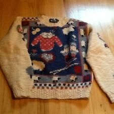 Vintage Woolrich Sweater Wool Small