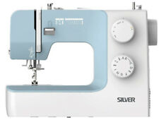 Silver 301 Electric Sewing Machine with 2 Year Warranty