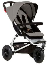 Mountain Buggy Urban Jungle silver Kinderwagen Dreirad Jogger neu