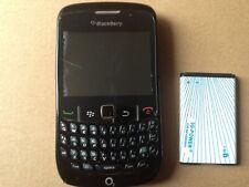 BlackBerry  Curve 8520 - Schwarz (Ohne Simlock) Smartphone (PRD-24811-049)