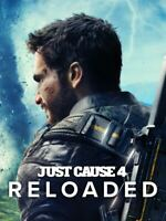 Just Cause 4 (Reloaded Edition) PC Global Epic Games Account FAST Delivery ⚡ 🚚