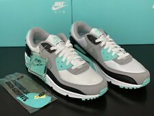 NIKE AIR MAX 90 HYPER TURQUOISE GREY MENS UK 8.5 EU 43 95 TN 97 1 Jordan 720 270