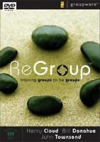 ReGroup : Training Groups to Be Groups by Bill Donahue (DVD, 2007)
