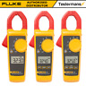 Fluke 323 324 325 Digital True RMS Clamp Meter + Test Leads + Protective Case