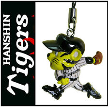 Hanshin Tigers Baseball Team Mascot Figure Strap jaf0701 To Lucky Home Ver.