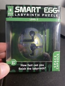 Be Puzzled Smart Egg Labyrinth Puzzle Level 2  Age 8+ New