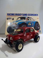 Original MKI 1979 Tamiya Sand Scorcher Racing Buggy Vintage RC SRB Volkswagen