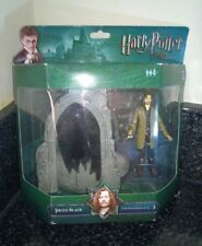 Harrry Potter Sirius Black with wand & archway with veil action figure carded