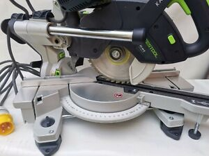 Festool KS60 E Kapex Compound Sliding Mitre Saw 110v - 561693
