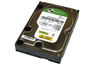 500GB Ide MEDIMAX Internal Disque Dur UDMA-133 P-Ata 8MB Neuf Low Puissance Vert