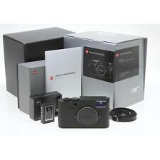 Leica M10 Monochrom Digital Rangefinder Camera Body BW Black Chrome 20050