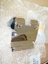 HARLEY DAVIDSON CHROME FRONT MOTOR COVER, FITS FXR 1984-1994 MODELS NEW