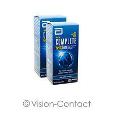 Complete RevitaLens 2 x 60ml Pflegemittel All in One Kombilösung von AMO