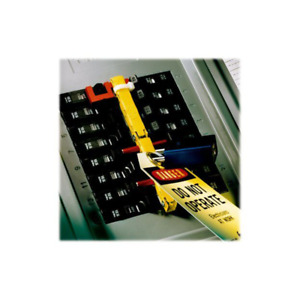 3M PanelSafe Lockout System PS-0703, 3/4-in Spacing, 3 Slots