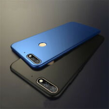Shockproof Thin Hard For Huawei Y9 Y7 Y6 Y5 Prime 2018 Matte Phone Case Cover